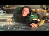 the Avengers Hulk vs Loki funny scenes hd