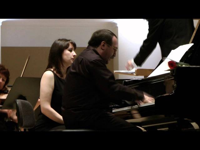 Александр Цфасман. Сюита для фортепиано с оркестром. 4