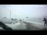 ДТП на трассе М-23 «Ростов-Таганрог» 24.03.2013