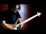 Aram Bedrosian - Going Under (соло басс-гитара) 128bpm-130bpm