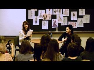 Встреча со студентами СЗИП СПГУТД, ноябрь 2011 года