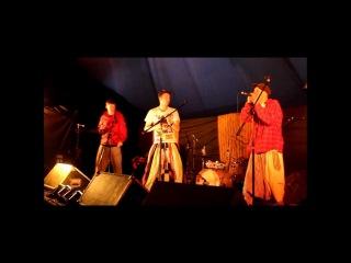 Bass6, Reeps One, YasSon ~ Drum Camp Festival 2011