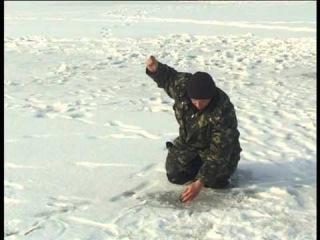 Ловля окуня зимой на заливах Самары. О рыбалке всерьёз.
