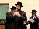 Badchen Velvel Feldman Singing In Memory of His Brother Yoely A H