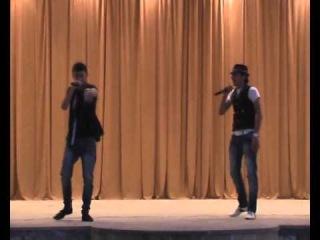 Boz Qurd & Roman-Deli qiz (Fire Castle Clan) (Goygol konserti)Super Rap