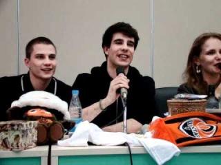 Хавьер Кальво спел с российскими поклонниками
