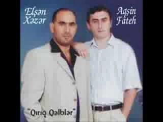 Elshen xezer & aqshin fateh - Benziyirsen 2002 (diss)