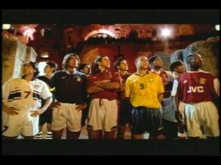 Nike Soccer- Good vs Evil 90 Seconds Super High Quality Commercial
