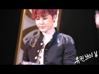 [FANCAM] 111231 블락비(Block B) - Run To You - 유권(U-Kwon).ver