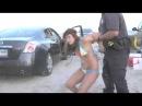 Party Heat - Girl in Bikini Resists Arrest