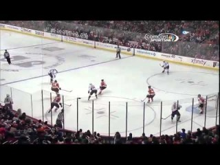 Alex Ovechkin blasts a one-timer 3/31/13