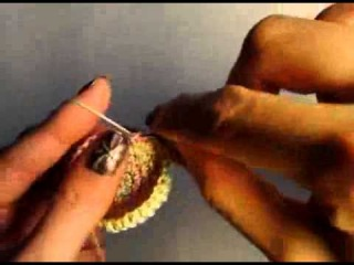 6. Как связать пасхальное яйцо-подвеску, 6-10 ряды.avi