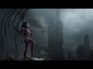 Вступительный видеоролик StarCraft II: Heart of the Swarm (Старкрафт 2: Сердце роя)