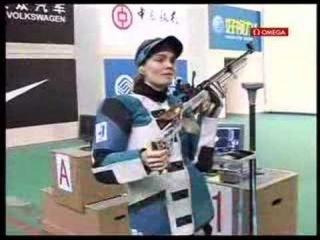 Beijing 2008 ISSF World Cup 10M Air Rifle Women Final (4/4)