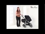 Silver Cross 3D Pram and Pushchair Demonstration