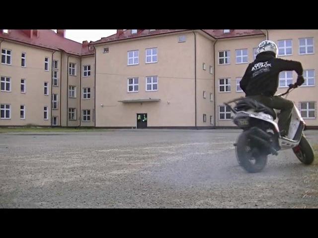 Emil Krzysztoń 2011 stunt
