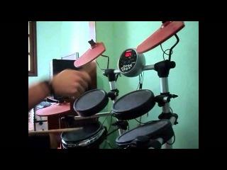 Netho Oliveira - Medeli DD501 with EzDrummer Demo