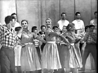 Г.Р.Н.Х. Хор им. Пятницкого концерт 1964 Pyatnitskiy 6/6