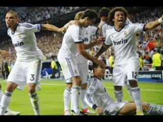 Лига Чемпионов 2012/2013 |1 тур| Реал Мадрид 3:2 Ман.Сити