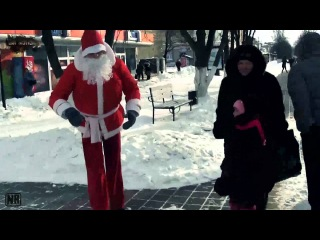 Santa-Bot v1.0 | 21.12.12 | robot dance | the IN MOTION