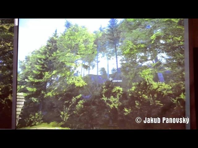 Warhorse studios - První ukázka krajiny /Princezna_ze_mlejna.cry/
