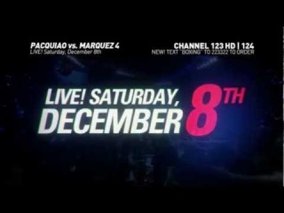 HBO PPV: Pacquiao vs. Marquez 4 - DirecTV Preview