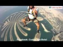 SUPER VIDEO: NJE FLUTURIM I PAPARE MBI DUBAI!
