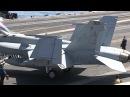Sunny Day on the USS George HW Bush (HD)