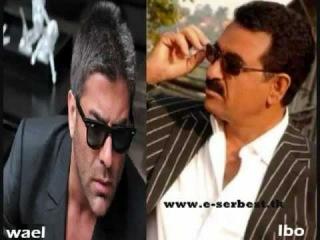 Ibrahim Tatlises 2012 Vs Wael Kfoury 2012 - Arabic & Turkish Music 2012
