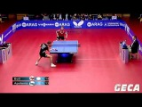 Timo Boll vs Tiago Apolonia[German League 2012/2013]