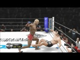 UFC Undisputed 3 Antonio Nogueira Vs Kevin Randleman Pride Mode Gameplay Xbox 360/PS3 HD HQ
