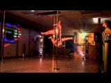 Space Jam Pole Dance Duet