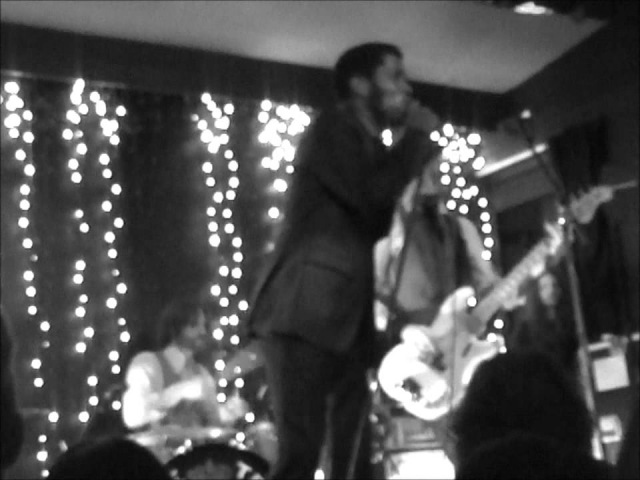 Vintage Trouble You Better Believe It Sowerby Bridge