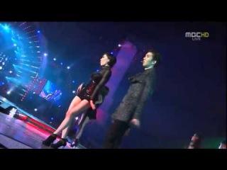 111231 JoKwon + Gain (Adam Couple) - Trouble Maker