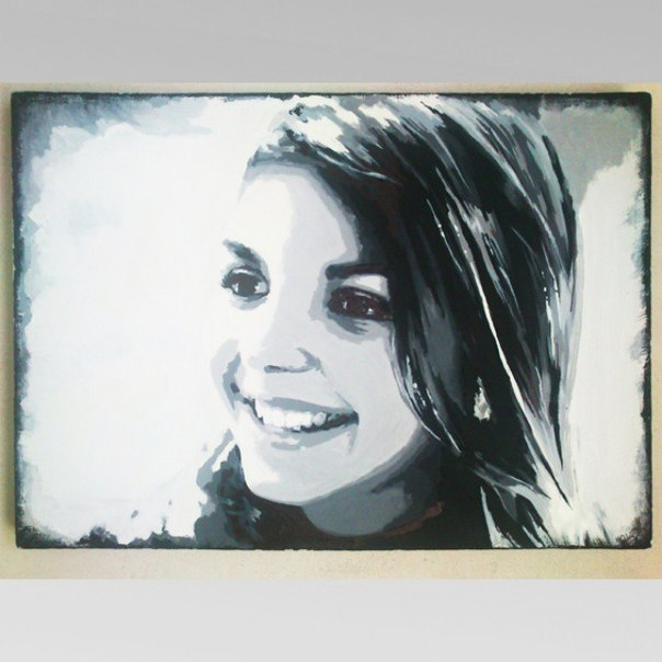 картини портрети: