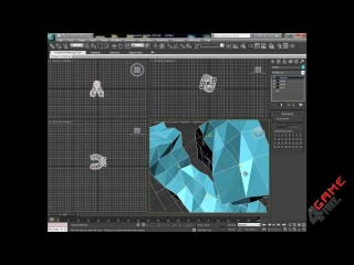 Урок 1 - 3D Max - [Интерфейс, Навигация, Модификаторы]