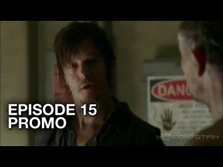 Ходячие Мертвецы 3 сезон Промо 15 серии