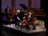 Joe Hisaishi : Rain ( Kikujiro ) TRIO ( piano, violin, cello )