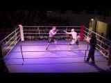 Shooto Swiss MMA Finals 2012 - Pro Fights (70kg): Benjamin Brander vs. Fares Jmour