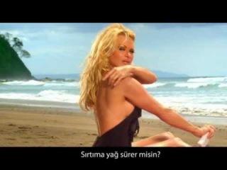 Pamela Anderson ile Yeni Patos Sticks Reklam Filmi