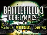 Battlefield Gorelympics Episode 1| ft. Shibby2142 (EOD BOT Battle & RPG Direct Hit)