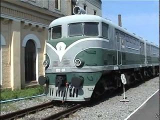 Музей Железнодорожного транспорта Санкт-Петербург