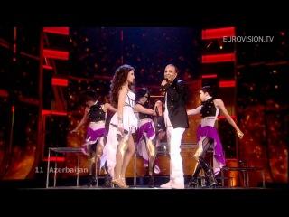 Aysel Teymurzade and Arash - Always (Azerbaijan) Eurovision 2009
