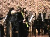 Маленький цветок для кларнета с оркестром