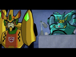 Transformers Animated - Moving Violations