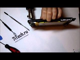7iTech:как разобрать Huawei Mediapad/how to disassemble Huawei Mediapad