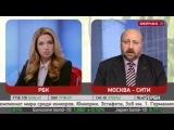 Участие в прямом эфире «РБК ТВ»