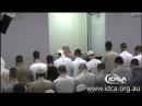 Sheikh Muhammad Al-Luhaidan Leading Ishaa Prayer At Masjid Abu Bakr Al-Siddeeq - Auburn -
