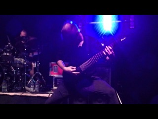 Deadlock - The Brave / Agony Applause (Live @ Werkstadt, Witten, Germany 01.12.2012)