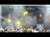 Deadlock - The Brave / Agony Applause (Live Summer Breeze Festival 2011)